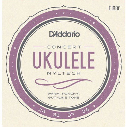 D'Addario D'Addario Nyltech Ukulele String Set