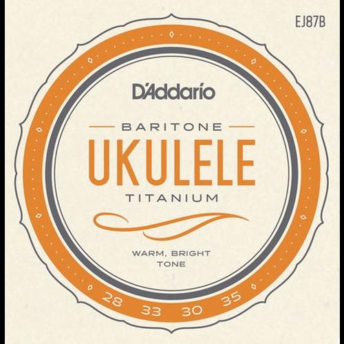 D'Addario D'Addario Titanium Ukulele String Set