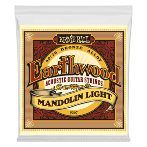 Ernie Ball Earthwood Mandolin String Set, 80/20 Bronze