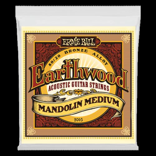 Ernie Ball Ernie Ball Earthwood Mandolin String Set, 80/20 Bronze