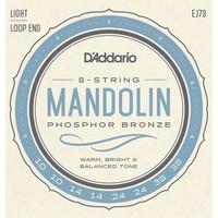D'Addario Mandolin String Set, Phsophor Bronze