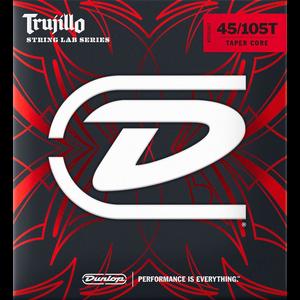 Dunlop Trujillo Bass String Set Stainless Steel .045-.105