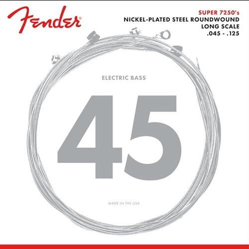 Fender Accessories Fender Super 7250 5-String Bass Set