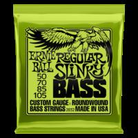 Ernie Ball Slinky Bass Guitar String Set