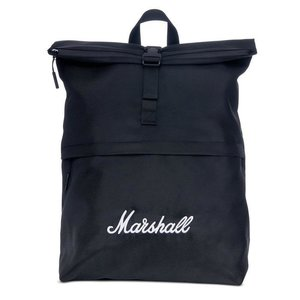 Marshall Seeker Backpack Bag, Black