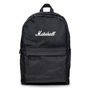 Marshall Crosstown Backpack Bag, Black/White