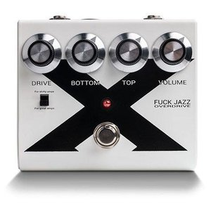 LAA Custom PhilX F-Jazz Overdrive