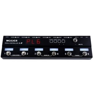 Mooer PL-6 Switching System Pedal Controller