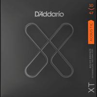 D'Addario XT Coated Acoustic String Set, 80/20 Bronze