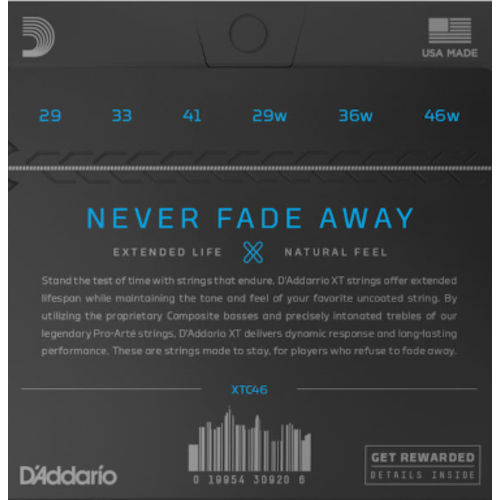 D'Addario D'Addario XT Classical Guitar String Set