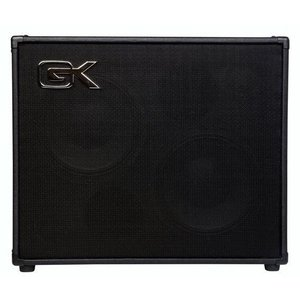 "Gallien Krueger CX 210 2x10"" Bass Speaker Cabinet"