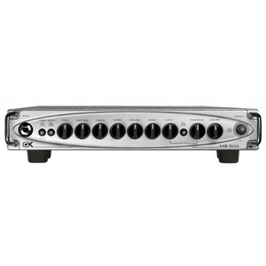 Gallien Krueger MB 500 Lightweight 500W Bass Head