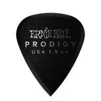 Ernie Ball Prodigy Standard Picks, 6-Pack, 1.5mm