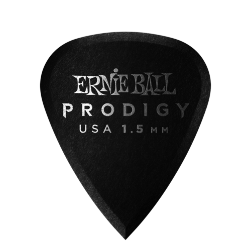 Ernie Ball Ernie Ball Prodigy Standard Picks, 6-Pack, 1.5mm