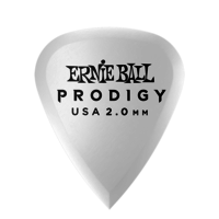 Ernie Ball Prodigy Standard Picks, 6-Pack, 2.0mm