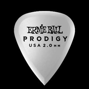 Ernie Ball Prodigy Standard Picks, 6-Pack, 2.0mm