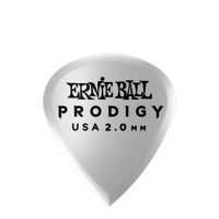 Ernie Ball Prodigy Mini Picks, 6-Pack, 2.0mm