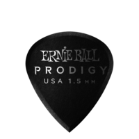 Ernie Ball Prodigy Mini Picks, 6-Pack, 1.5mm