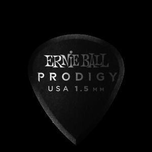 Ernie Ball Prodigy Mini Picks, 6-Pack, 1.5mm