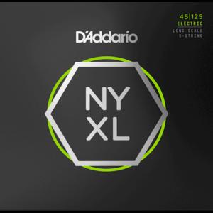 D'Addario NYXL 5-String Bass Guitar String Set