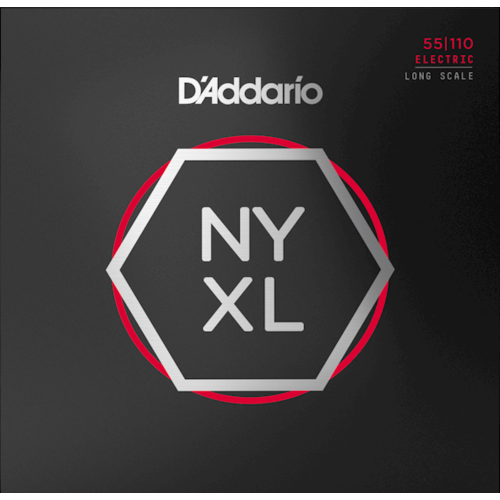 D'Addario D'Addario NYXL Bass Guitar String Set