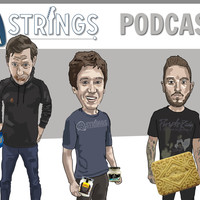 The A Strings Guitar Shop Podcast - Ep 26: The Jaffa Cake Incident