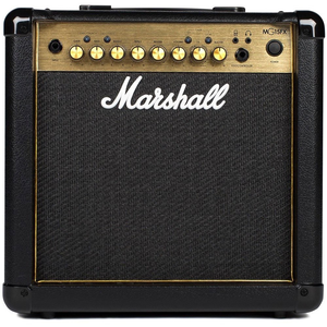 Marshall MG15FX 15W Series Amplifier w/ FX