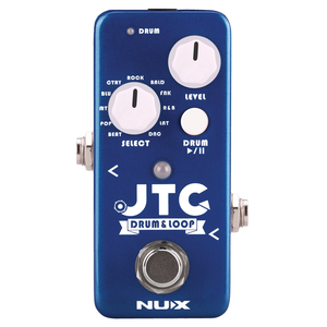 NUX JTC Drum & Loop Looper Pedal