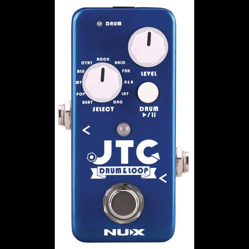 NUX NUX JTC Drum & Loop Looper Pedal