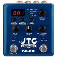 NUX JTC Drum & Loop Pro Dual Looper Pedal