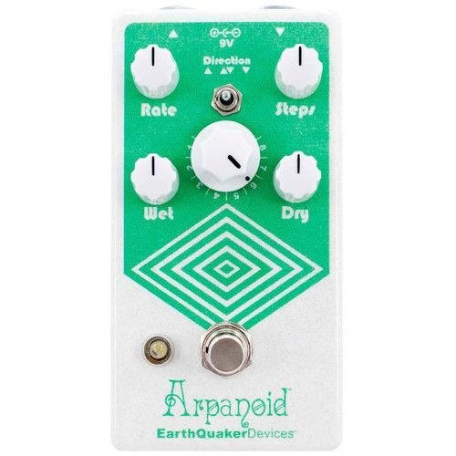 Earthquaker Devices EarthQuaker Devices Arpanoid V2 Polyphonic Pitch Arpeggiator Effects Pedal