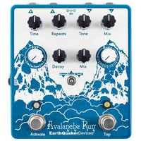 EarthQuaker Devices Avalanche Run V2 Stereo Reverb & Delay Effects Pedal