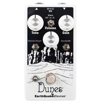 EarthQuaker Devices Dunes V2 Mini Mega Ultimate Overdrive Effects Pedal