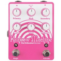 EarthQuaker Devices Rainbow Machine V2 Polyphonic Pitch Mesmerizer Effetcs Pedal