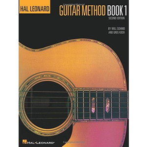 Hal Leonard Guitar Method: Book 1 (Second Edition)