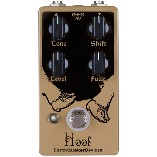 Earthquaker Devices EarthQuaker Devices Hoof V2 Hybrid Fuzz Effects Pedal