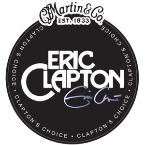 Martin Eric Clapton's Choice Signature Acoustic String Set