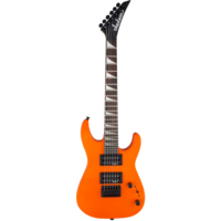 Jackson JS1X Dinky Minion 3/4, Neon Orange