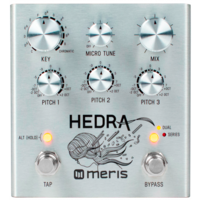 Meris Hedra 3-Voice Rhythmic Pitch Shifter Effects Pedal