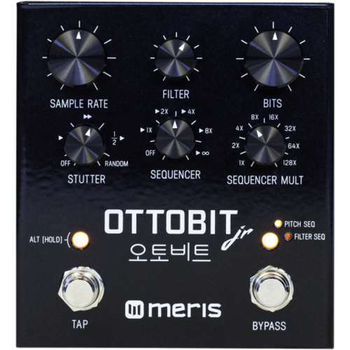 Meris Meris Ottobit Jr. Bitcrusher Effects Pedal
