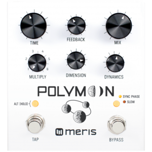 Meris Polymoon Super-Modulated Delay Effects Pedal