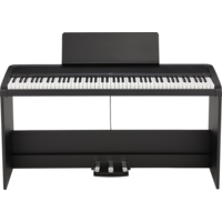Korg B2 Digital Piano Set, Black