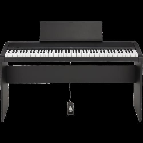Korg Korg B2 Digital Piano Set, Black