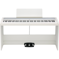 Korg B2 Digital Piano Set, White