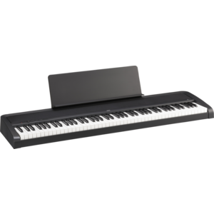 Korg B2 Digital Piano, Black