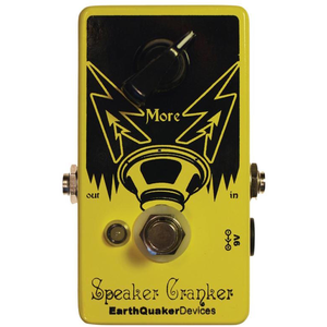 Earthquaker Devices Speaker Cranker Effects Pedal
