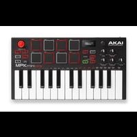 Akai MPK Mini Play Keyboard and MIDI Controller Keyboard with Built-in Speaker