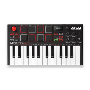 Akai MPK Mini Play Keyboard and MIDI Controller Keyboard with Built-in Speaker