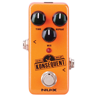 NUX Konsequent Digital Delay Pedal