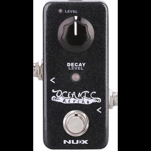 NUX Oceanic Digital Reverb Pedal